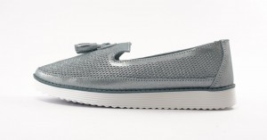 Półbuty damskie T Sokolski slip on oc W20-05 blue