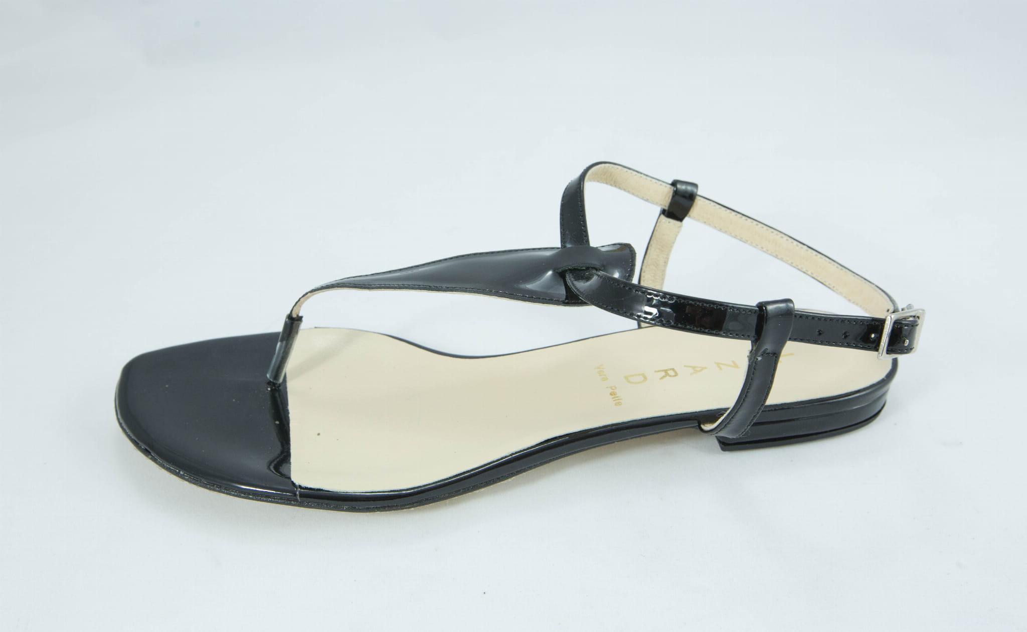Sandały damskie japonki Di Lusso 69 czarny